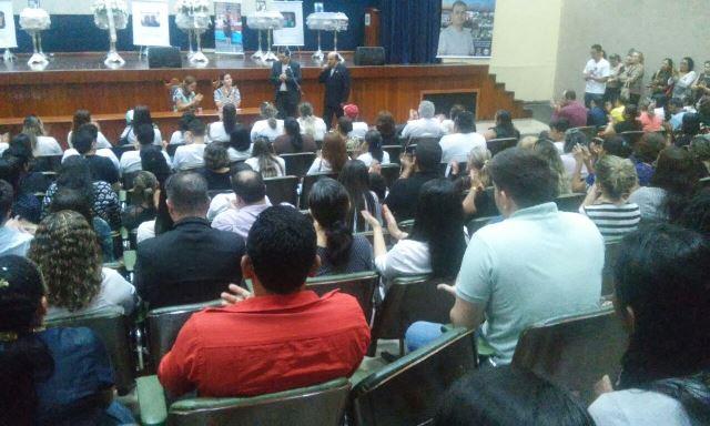 Velório no Centro de Convenções João Batista de Azevedo Picanço