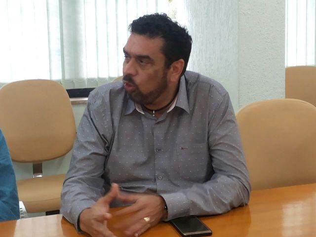 Secretário de Cidades, Alci Matos: consórcio pode ser formado entre municípios que carecem do serviço