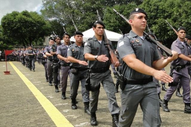 Policiais estão com salários defasados desde 2010 no Espírito Santo. Foto: PM-ES