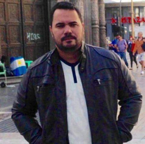 Frederico Modesto foi preso em casa por ordem da Justiça. Foto: Arquivo policial