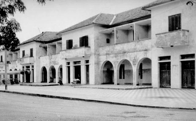 Macapá Hotel em 1945: ponto de encontro