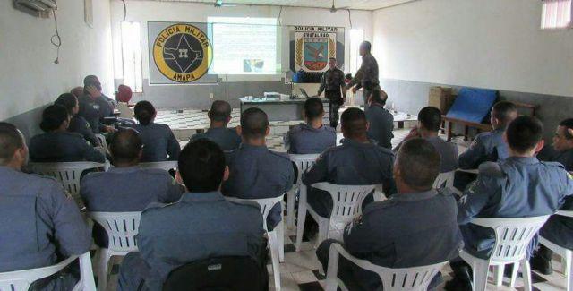 Operação de segurança contará com colaboração de outros batalhões e de órgãos municipais. Foto: 4º BPM