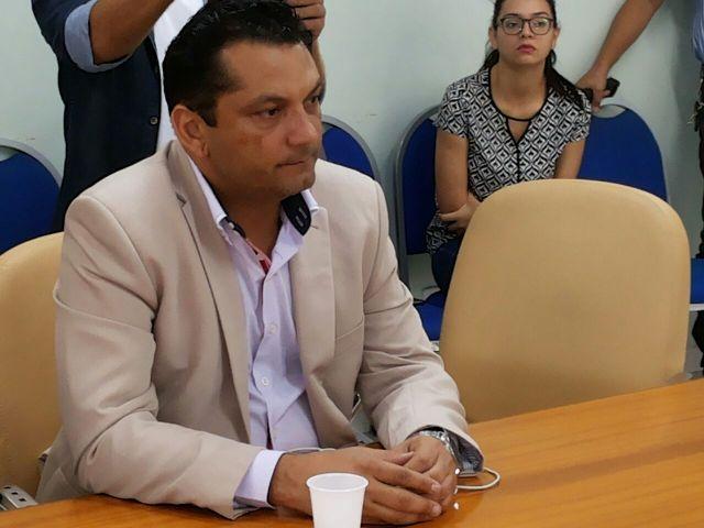 Prefeito Ofirney Sadala: