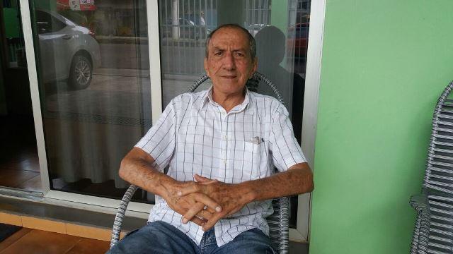 Savino, coordenador da Banda: educação