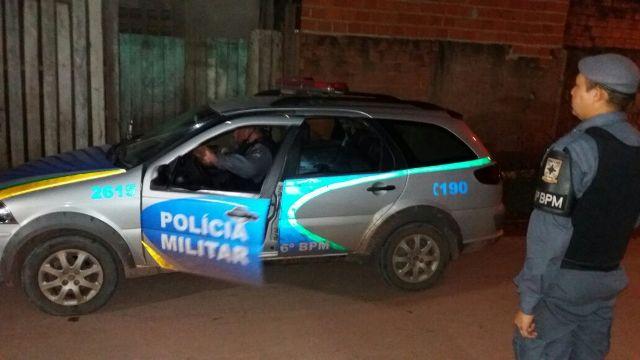 Polícia foi recebido a tiros na Baixada Pará