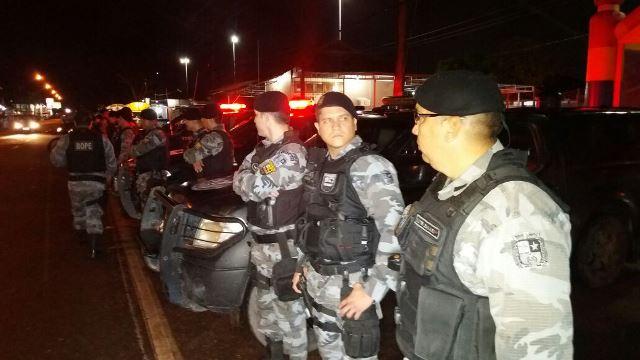 Policiais do Bope escolheram cinco bairros da zona nore