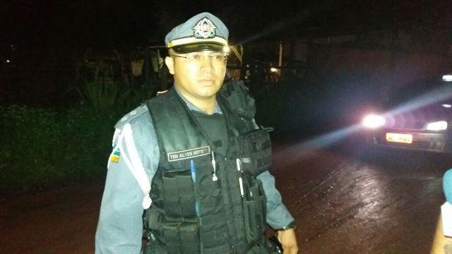 Tenente Alves Neto: averiguar suspeitos com possíveis passagens pelo Iapen