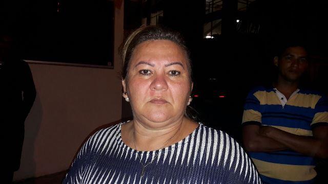 Raquel do Socorro: trama de um ex-interno. Fotos: Seles Nafes