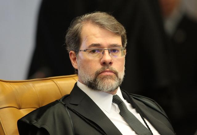 Ministro Dias Toffoli é o relator