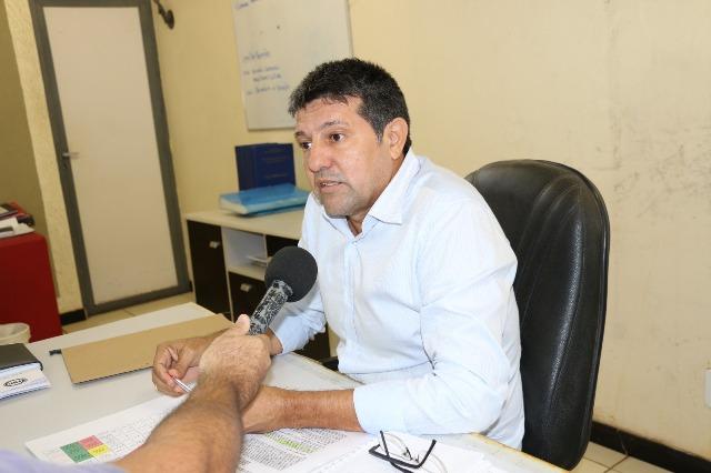 Juscelino Alves é o novo secretário de Obras