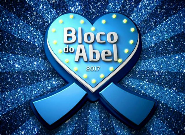 Logo do Bloco do Abel