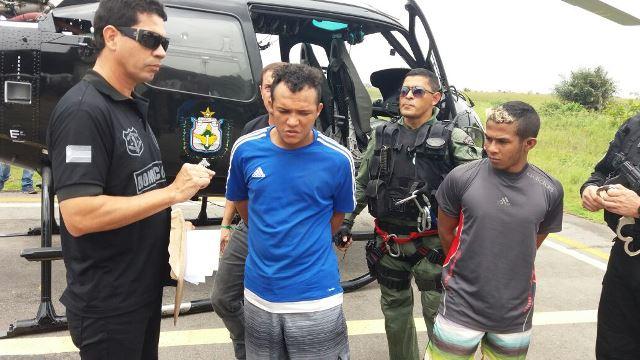 Delegado Ronaldo Coelho investiga o homicídio: eram comparsas