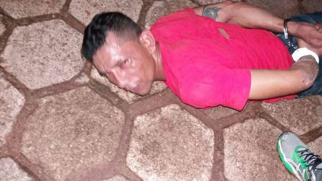 Ronildo Castro estava em prisão domiciliar, apesar de já ter cumprido penas por roubo e homicídio
