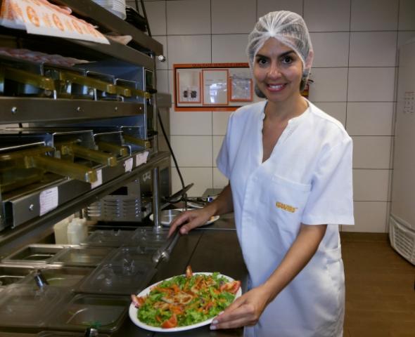 Nutricionista Silvia Ferraz