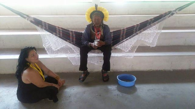 Cris: levar a cultura indígena para o resto do Brasil