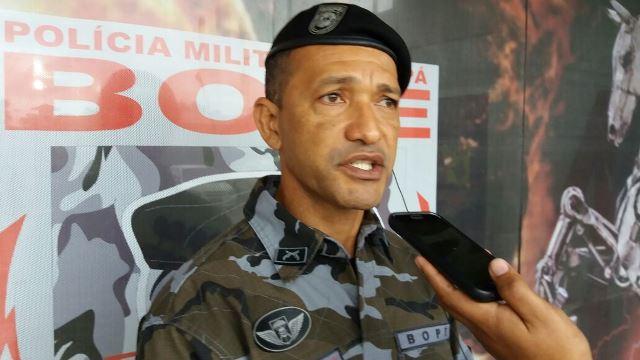 Paulo Mathias, comandante do Bope: vigilante agiu corretamente