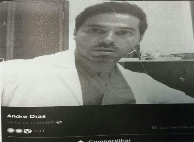 Falso perfil usava a foto de um homem de boa aparência que seria médico em Brasília