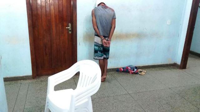 No Ciosp do Pacoval, Felipe Santos foi apresentado por furto