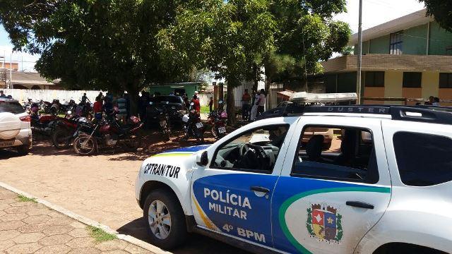 Criminosos morreram a caminho do Hospital de Pronto Socorro