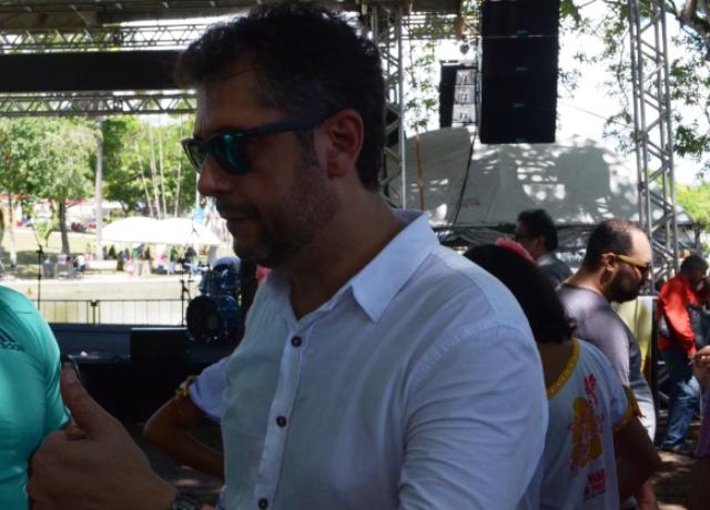 Prefeito de Macapá, Clécio Luís: população precisa cuidar da cidade