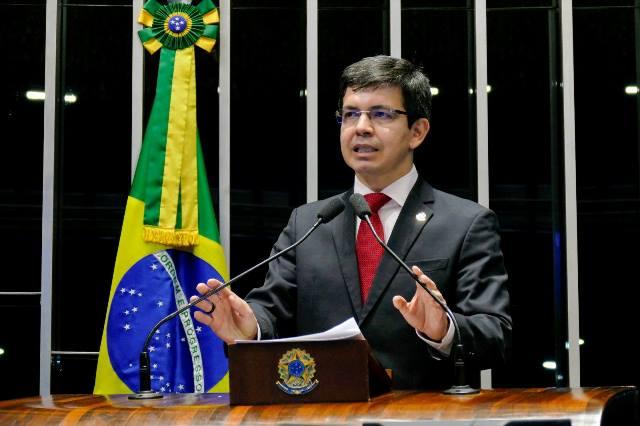 Senador Randolfe Rodrigues (REDE):