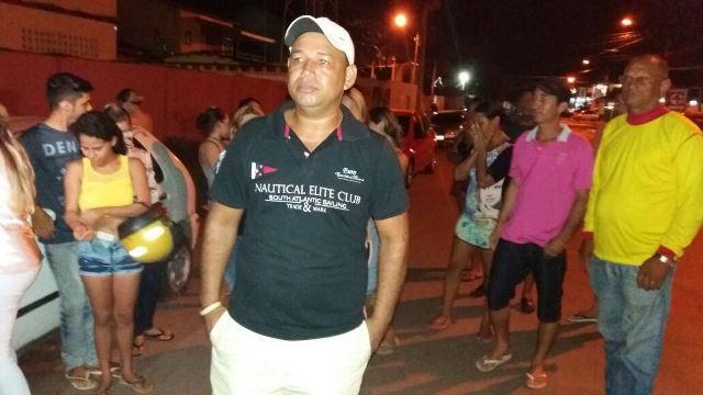 Benedito do Socorro: PM interferiu numa discussão do agente com outros rapazes