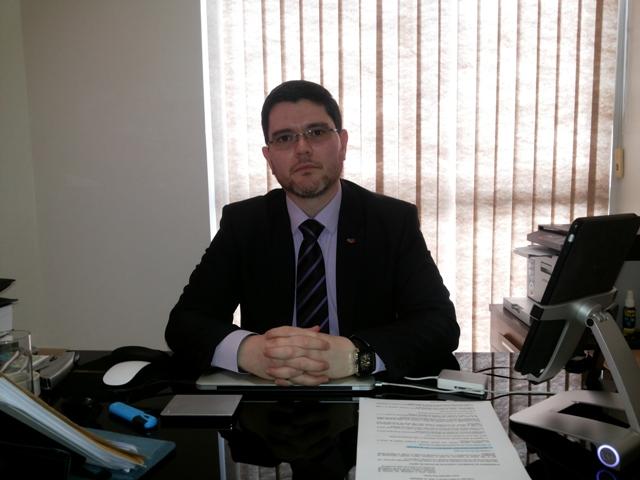 Constantino Brahuna Júnior, advogado dos servidores: