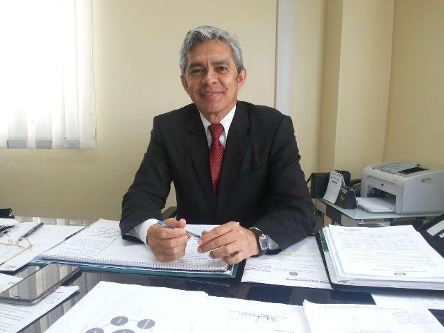 Secretário Ericláudio Alencar: