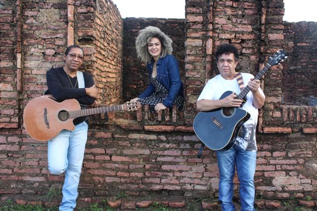 Zé Miguel, Ariel Moura e Osmar Junior. Cantores iniciam série de apresentações juntos. Foto: divulgação