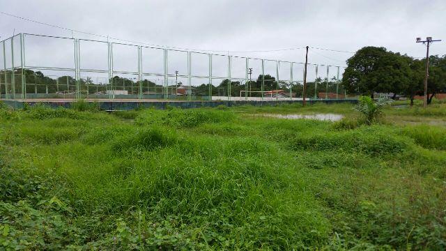 Prefeitura informou que fará limpeza do local e que buscará apoio para reforma