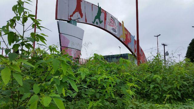 Vila Olimpica abandonada 7
