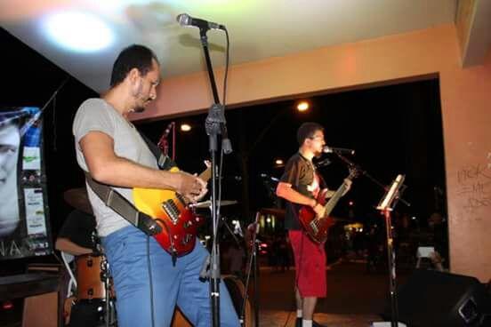 Banda começou em 1996