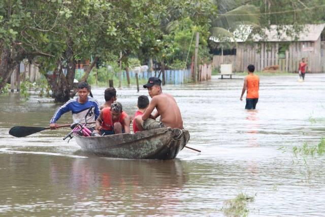 Prefeitura decretou situação de emergência nível 2