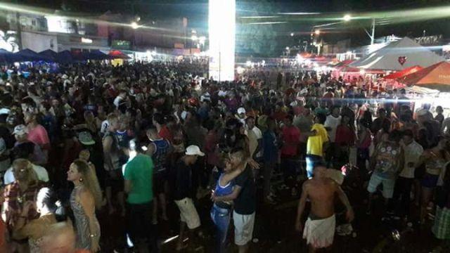 População aproveitou os cinco dias de festa. Fotos: Humberto Baía