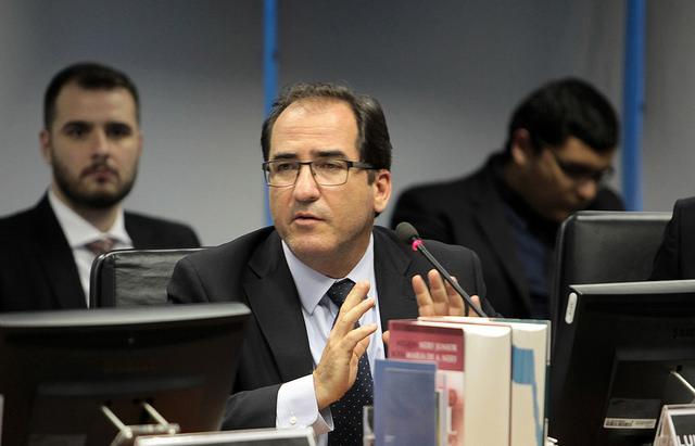 Luiz Cláudio Allemand: juíza foi eleita pela maioria, e não pelos critérios objetivos. Foto: CNJ