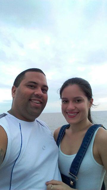 Casal estava junto há 5 anos. Fotos: arquivo pessoal