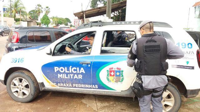 Policiais impediram que estelionatário fosse agredido