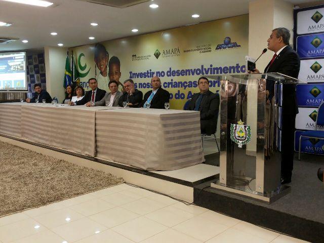Evento contou com autoridades do governo. Fotos: Cássia Lima