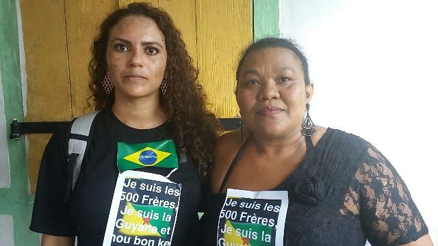 Jonailde e Rosane: brasileiros têm que apoiar