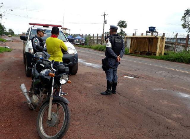 Operação foi concentrada na Rodovia Duca Serra