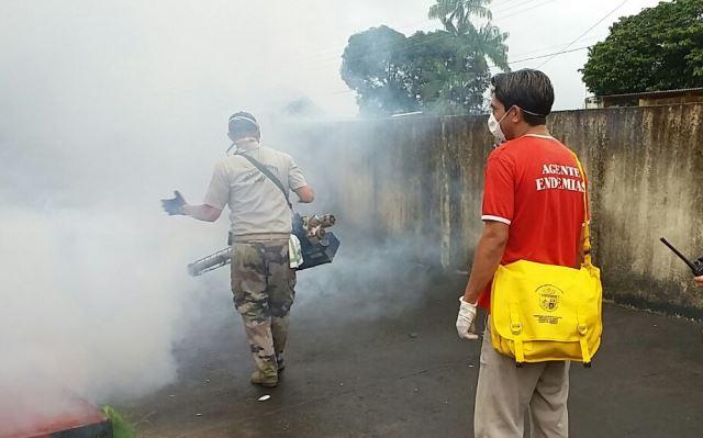 Cenro de Custódia do Município chegou a ser burrifado para evitar novos casos. Fotos: Humberto Baía