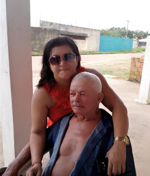 Raimundo Evangelista Palheta era aposentado e morava próximo do local. Foto: arquivo familiar