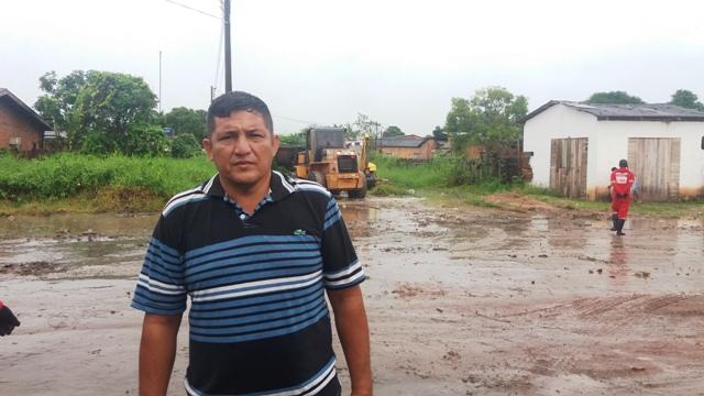 Carlos Alcântara: