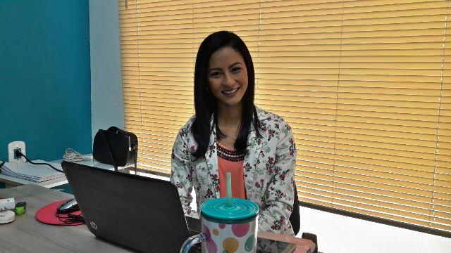 Aryane Damasceno, da clínica Pensa e Nutri: resultados garantidos com o coaching de emagrecimento. Foto: Seles Nafes