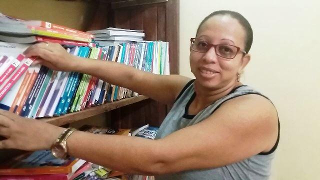 Keilany Maciel, 35 anos professora