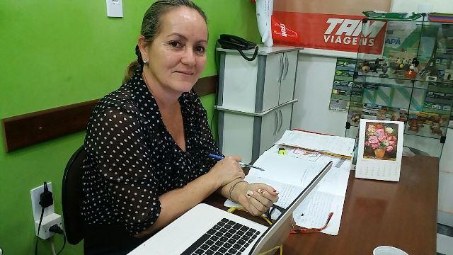 Adriana Franklin. empresária.