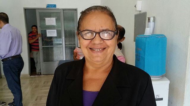 Creuza Maria, 58 anos, vereadora