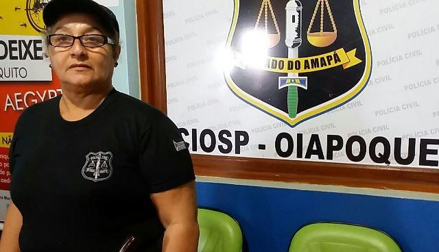 Jacira da Silva, 52 anos agente de polícia