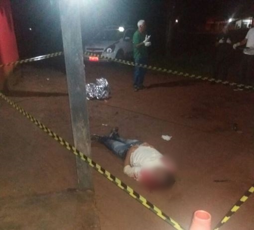 Taxista morreu ainda no local