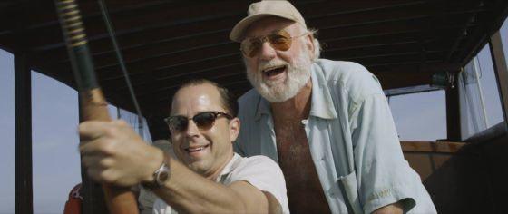 """Cena de """"Papa"""", filme-documentário que narra os últimos meses de vida de Enest Hengway. Imagem: You Tube"""